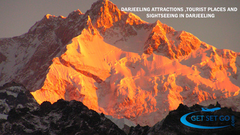 Darjeeling Attractions ,Tourist Places & Sightseeing in darjeeling