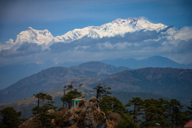 Kanchenjunga view from Sandakphu