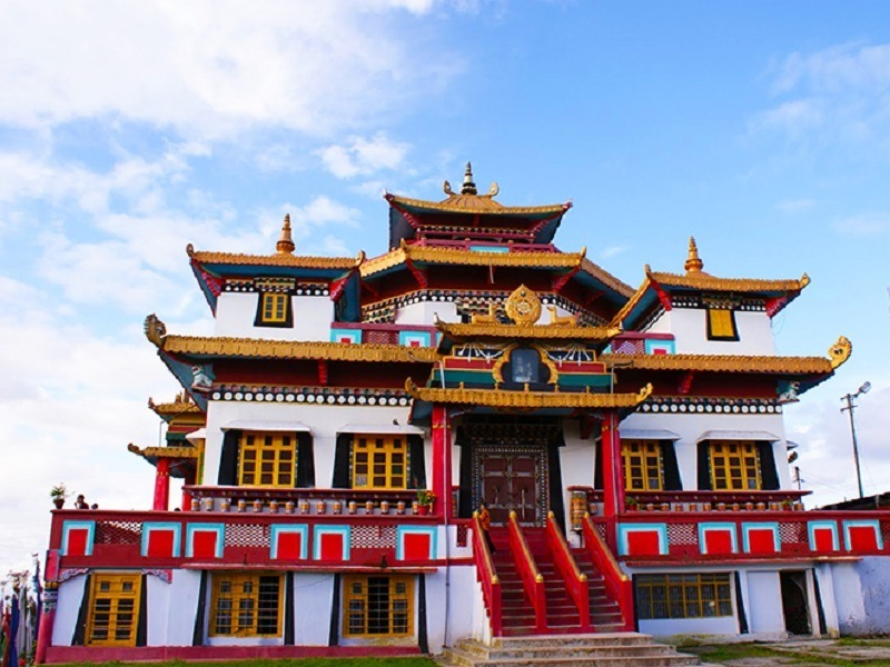 Durpin Monastery one of the Tourist Places in Kalimpong