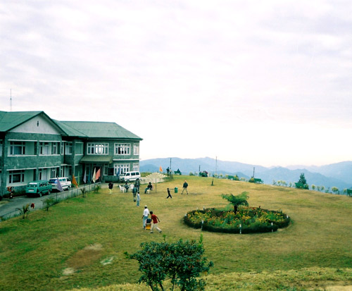 Deolo hill,Kalimpong