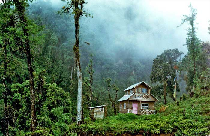 Rishyap major Tourist Places in Kalimpong
